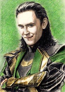 Tom Hiddleston por wu-wei